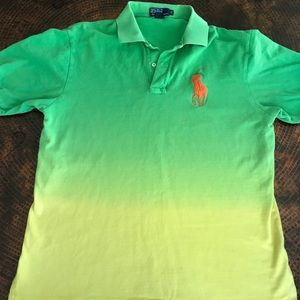 Men's Polo Shirt - Large Tall